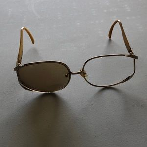 Vintage Christian Dior Butterfly SUNGLASSES 2250